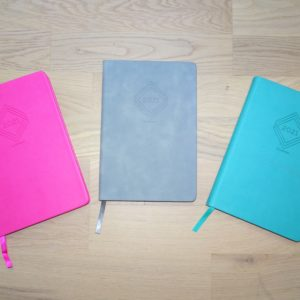 diary, planner, affirmations, notebook